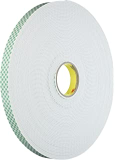 3m urethane double coated foam tape multiple sizes
