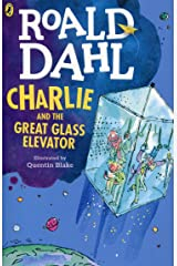 Charlie and the Great Glass Elevator (Dahl Fiction) Paperback