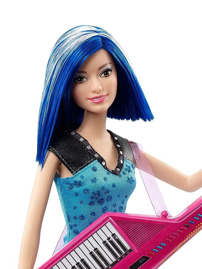 Barbie - Muñeca Amiga Campamento de Princesas, con KPOP (Mattel CKB62)