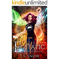 Ecstatic (Arcane Mage Series Book 5)