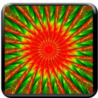 Touch Art: Color Swirl