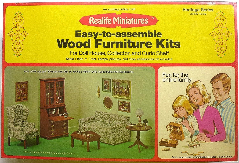 Amazon com: Realife Miniatures Heritage Series Kit # 189