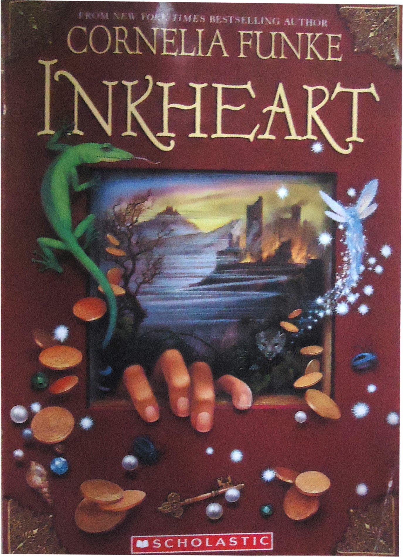 Inkheart (inkheart Trilogy): Cornelia Funke: 9780439709101: Amazon:  Books