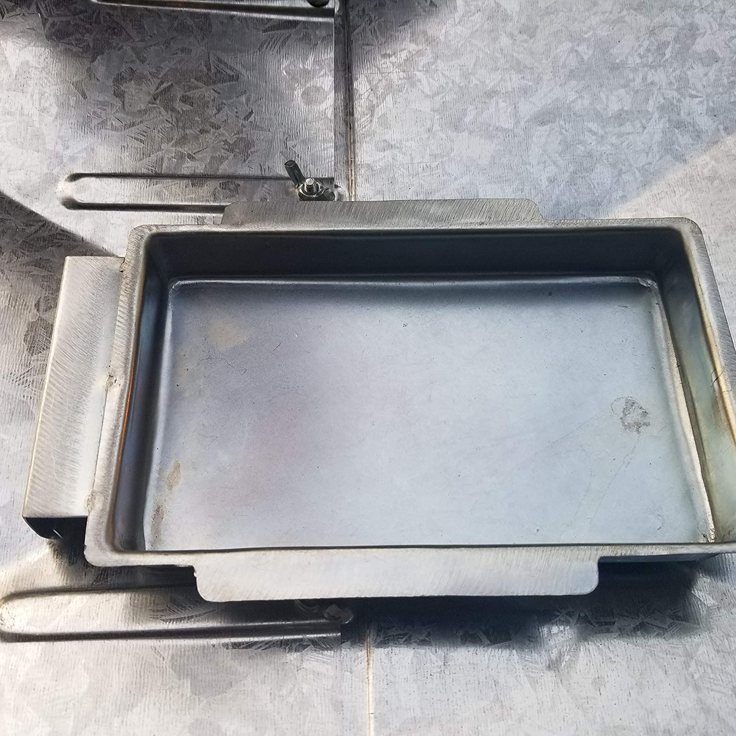 Backyard Grill Kenmore BHG Outdoor Bazaar Replacement Grease Tray Set for BBQ Grill Models from Nexgrill Dyna Glo Uniflame and Others 30