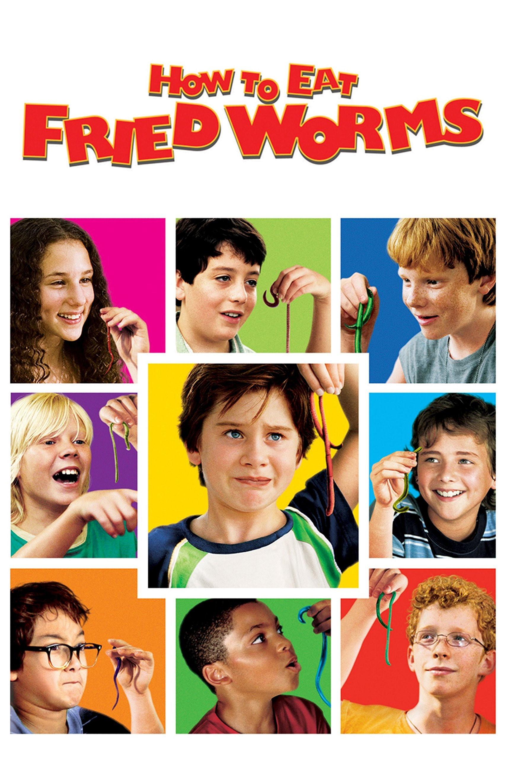 Amazon: How To Eat Fried Worms: Luke Benward, Hallie Kate Eisenberg,  Adam Hicks, Austin Rogers: Amazon Digital Services Llc