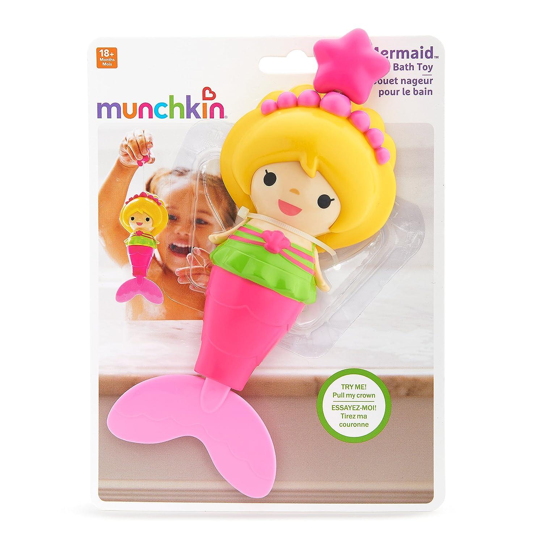 Munchkin Mermaid Swimming Bath Toy