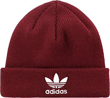 adidas Originals Men's Originals Trefoil Beanie Chapeau