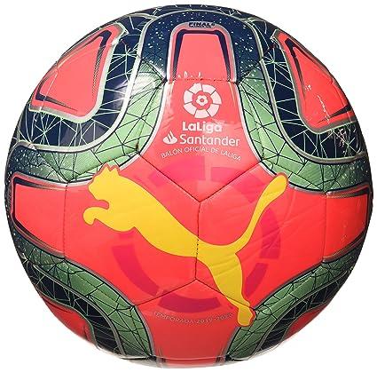 PUMA LaLiga 1 Ms Trainer Balón de Fútbol, Unisex Adulto, Rosa ...