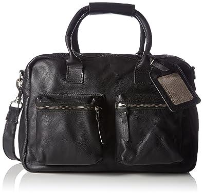 Haute Qualité Pas Cher Site Officiel Pas Cher En Ligne Cowboysbag Sac à main - porté main cuir 41 cm Black La Sortie Authentique Vente 2018 AdMlG