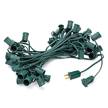 Image Unavailable - Amazon.com : Holiday Lighting Outlet C9 Christmas Light String