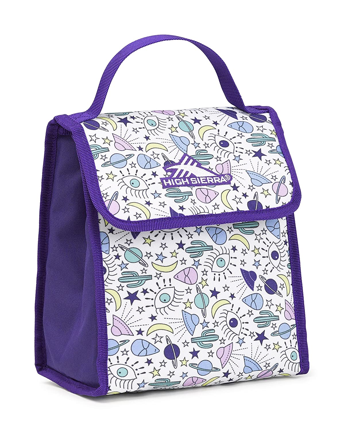 High Sierra classique Lunch Kit, Roswell OVNI/Deep Purple