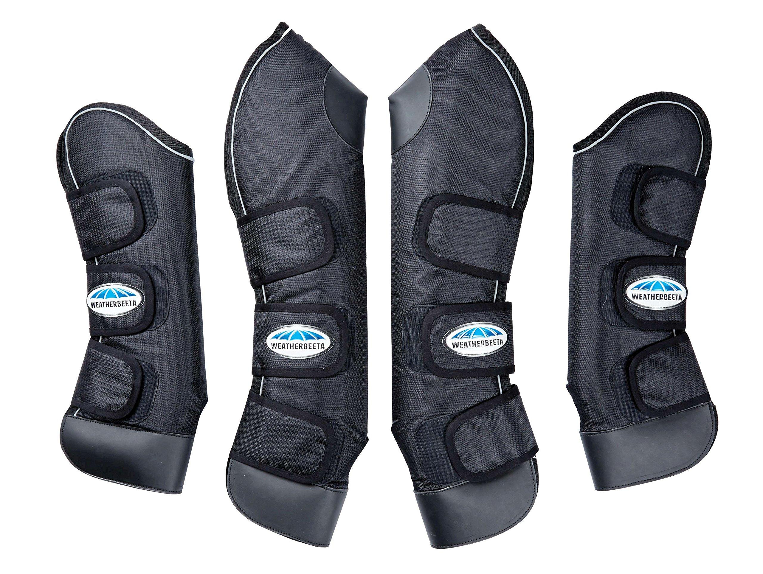 Weatherbeeta Deluxe Travel Boots (Full) by Weatherbeeta