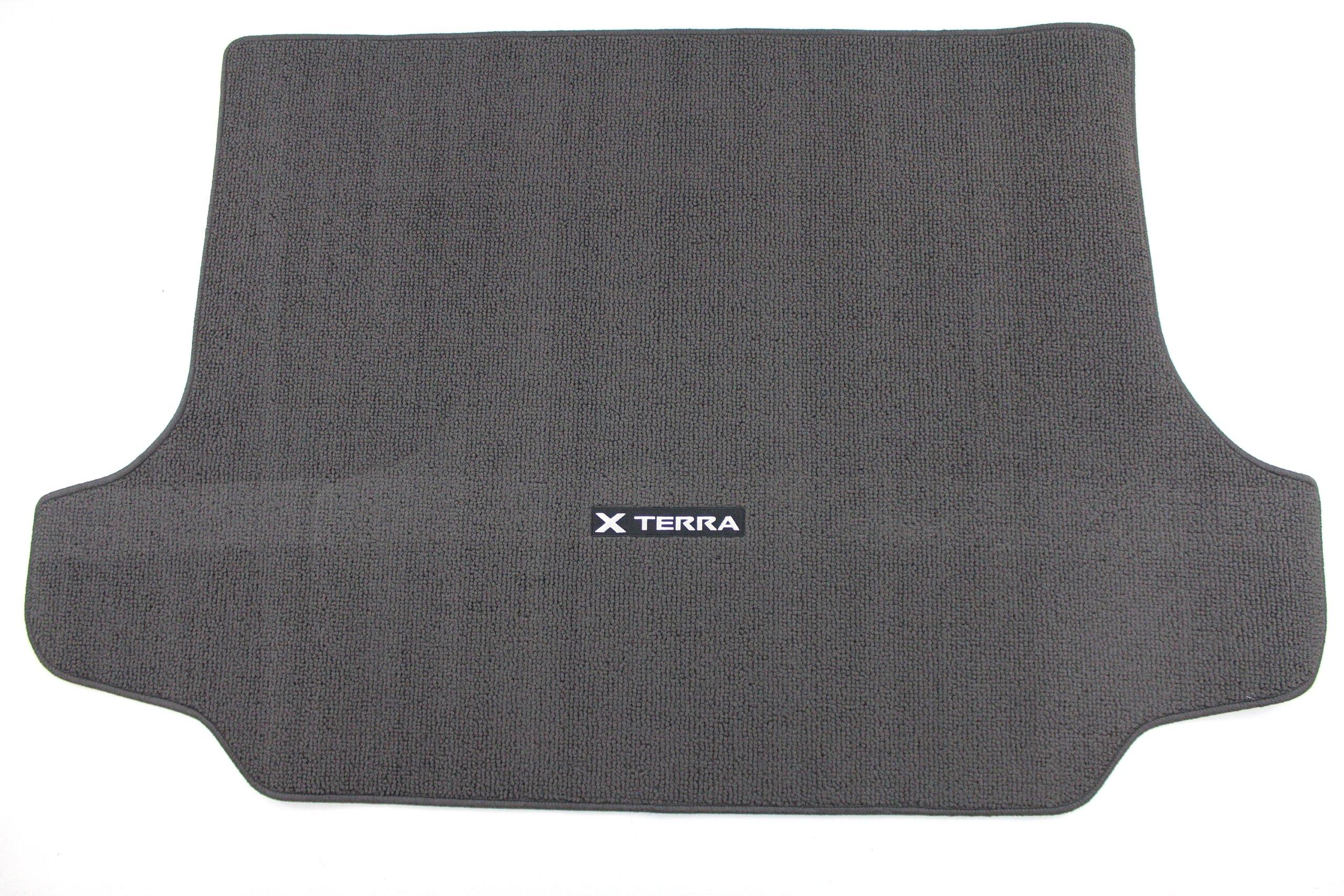 Nissan Genuine Accessories 999E3-KR000CH Carpeted Cargo Mat