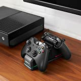 AmazonBasics Dual Charging Station for Xbox
