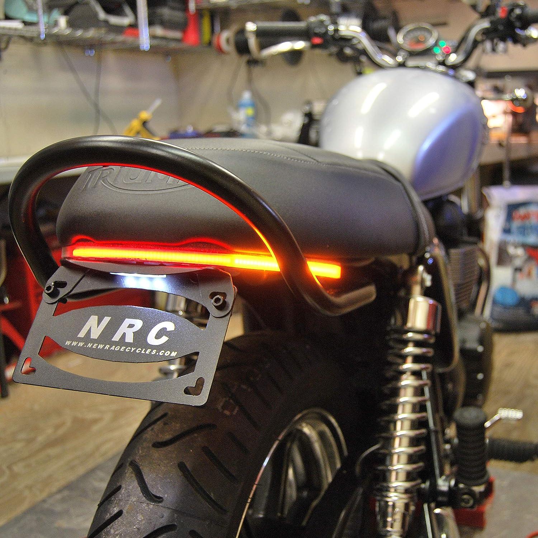 Triumph Bobber Fender Eliminator New Rage Cycles