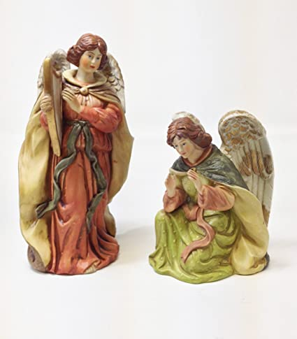 2-3//4-Inch Cosmos Gifts 10421 Angel Blowing a Kiss Ceramic Figurine