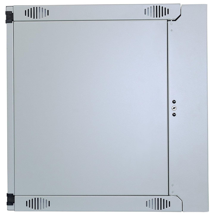 Intellinet 19 Wandverteiler 20HE 99,4x60x45 montiert grau 712064
