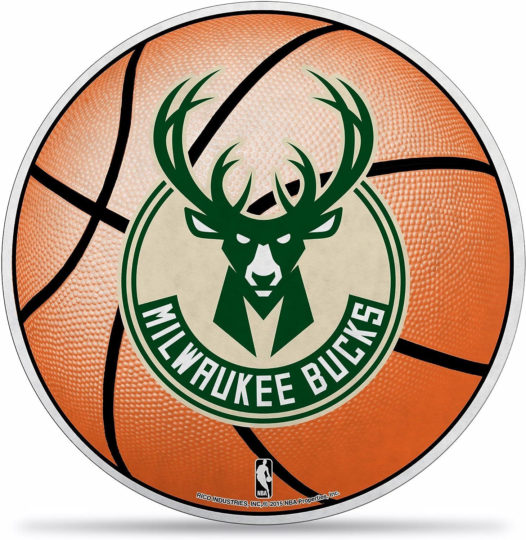 NBA Milwaukee Bucks Basketball Die Cut Pennant Décor