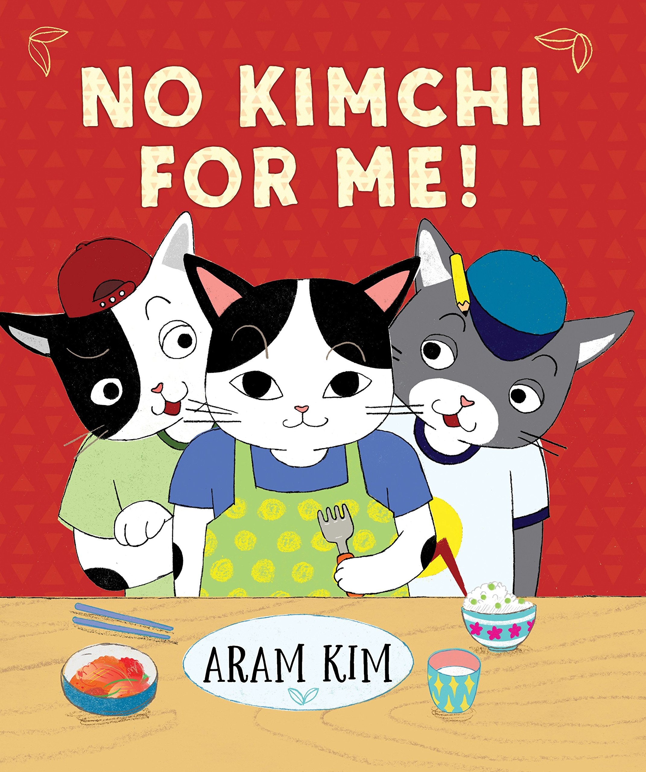 No Kimchi For Me! (Yoomi, Friends, and Family): Kim, Aram: 9780823437627: Amazon.com: Books