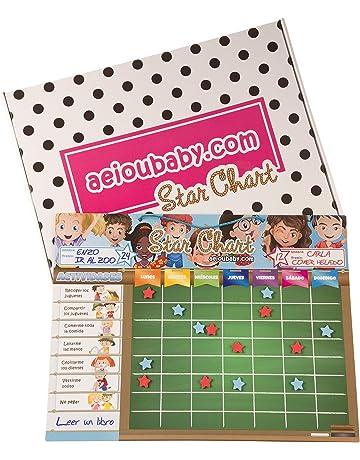 Tablas de recompensa para niños | Amazon.es