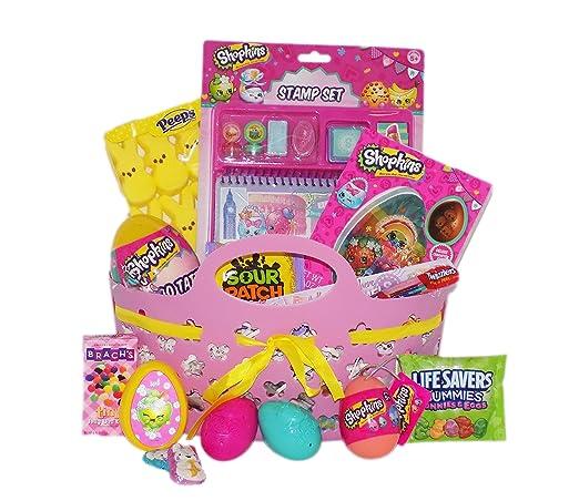 Cesta de regalo Adorable para caramelos y juguetes en bolsa ...