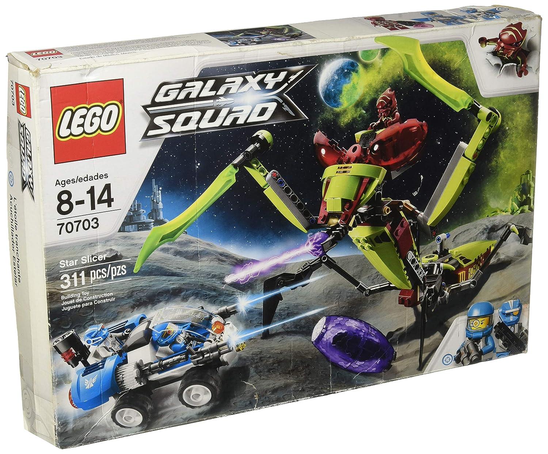 LEGO - Acuchillador Estelar Galaxy Squad: Amazon.es ...