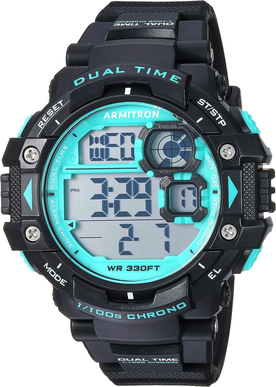 Armitron Sport Men's 40/8309 Digital Chronograph Watch