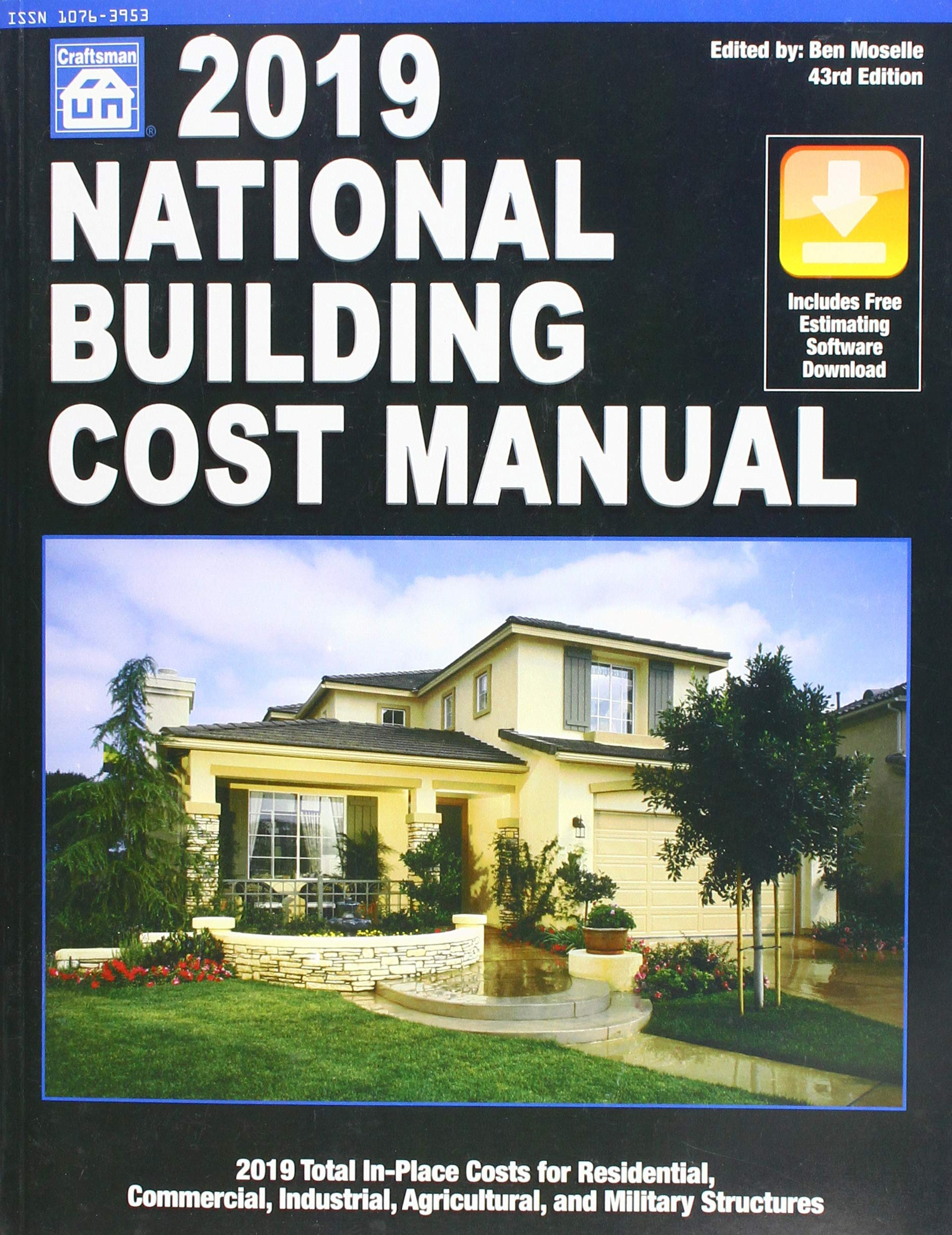 National Building Cost Manual 2019: Ben Moselle