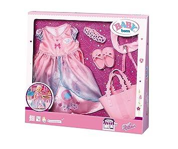Puppen & Zubehör bunt Zapf Creation 824481 Baby Born Sommerkleid Set mit Pins Kleidung & Accessoires
