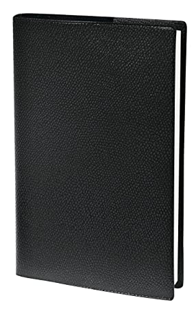 Quo Vadis 548001Q - Agenda Escolar 2018-2019 TEXTHEBDO A4 Impala, color negro