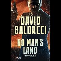 No Man's Land: Thriller (John Puller 4) (German Edition) book cover