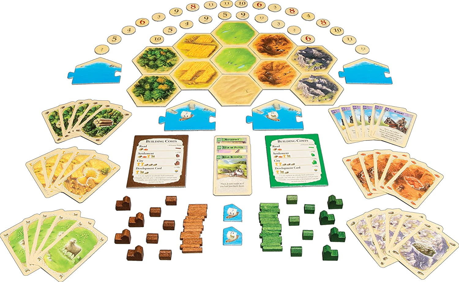 Mayfair Games Catan Expansion 5 to 6 Player Extension Board Game: Amazon.es: Juguetes y juegos