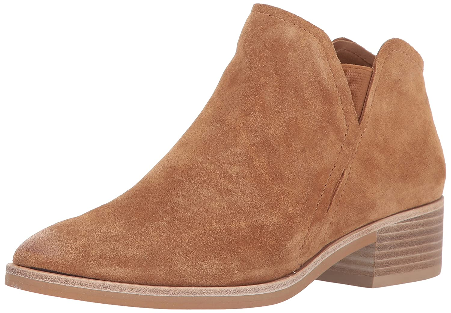 Dolce Vita Women's Tay Ankle Boot B06XKQ1QGG 7 B(M) US|Saddle Suede