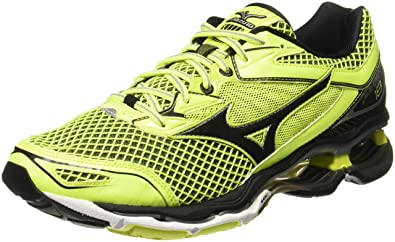 2a12bf40cb65 Mizuno Men's Wave Creation 18 Yellow Running Shoes - 11 UK/India (46 EU