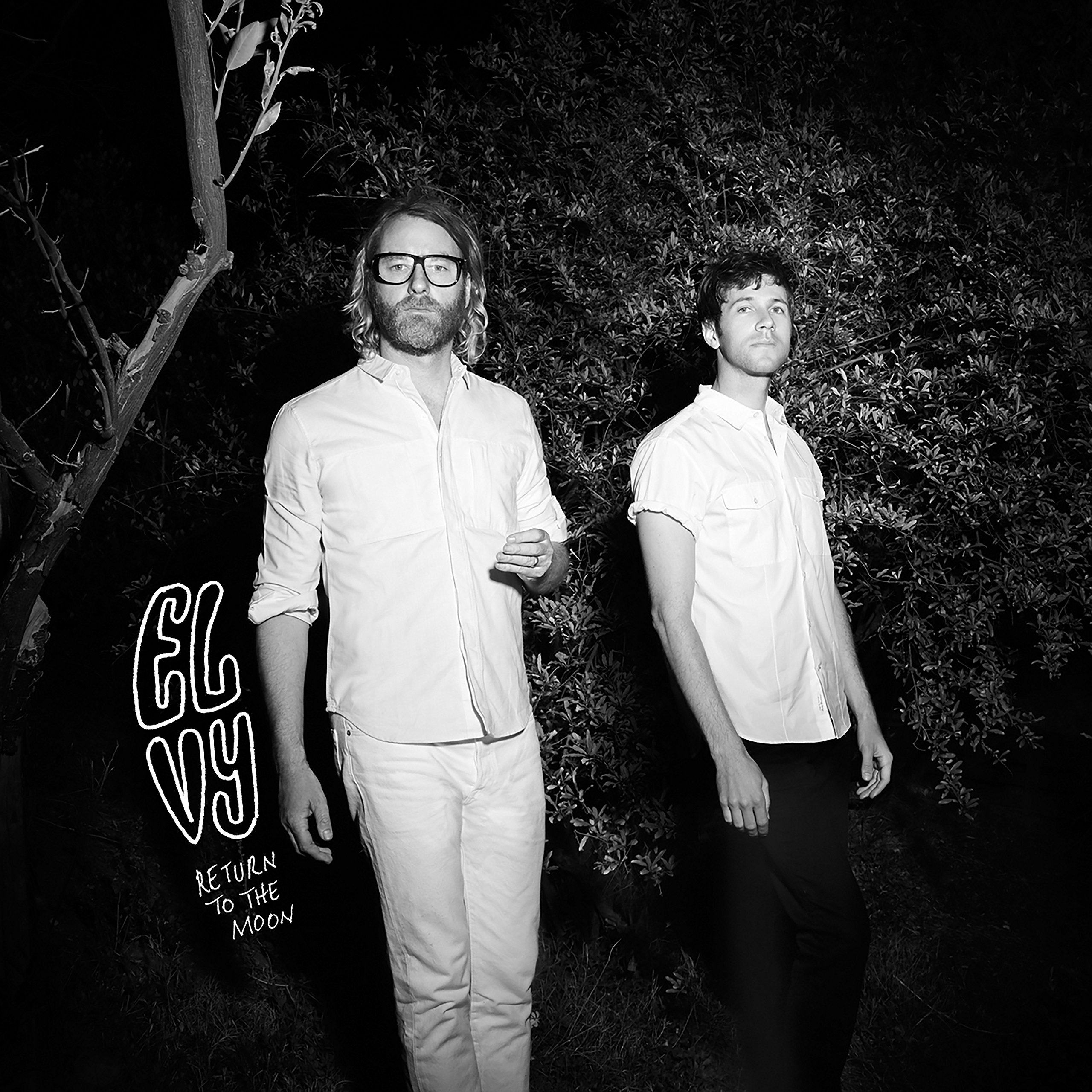 Cassette : El Vy - Return To The Moon (Cassette)