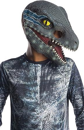 Jurassic World Fallen Kingdom Indoraptor Adult 3//4 Mask