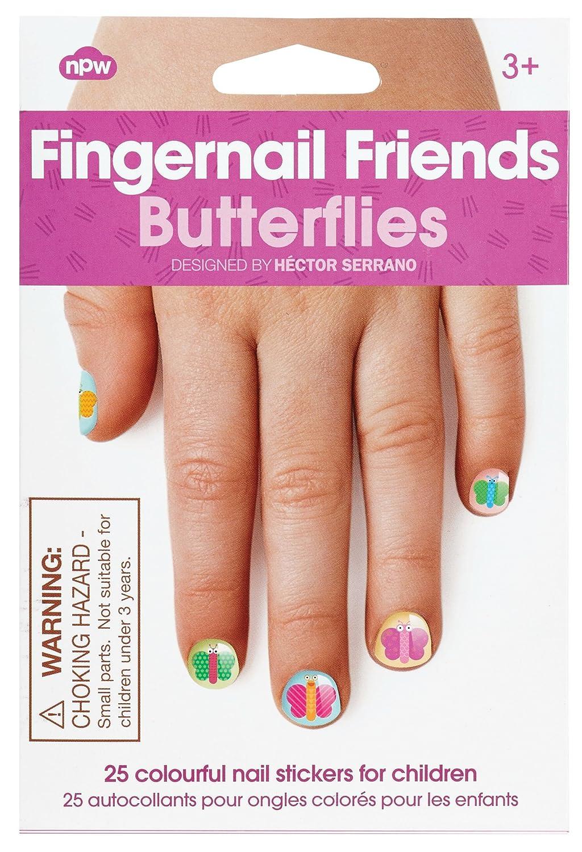 npw-usa auf der Farm Fingernagel Friends Nagel Aufkleber: Amazon.de ...
