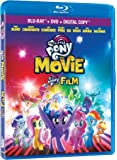 My Little Pony: The Movie Combo [Blu-ray/DVD + Digital Copy] (Bilingual)