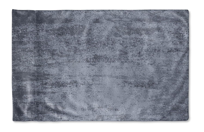 KAVKA Designs Gela Pillow Case, (Blue) - Encompass Collection, Size: 40X20X1 - (TELAVC1497PC42)