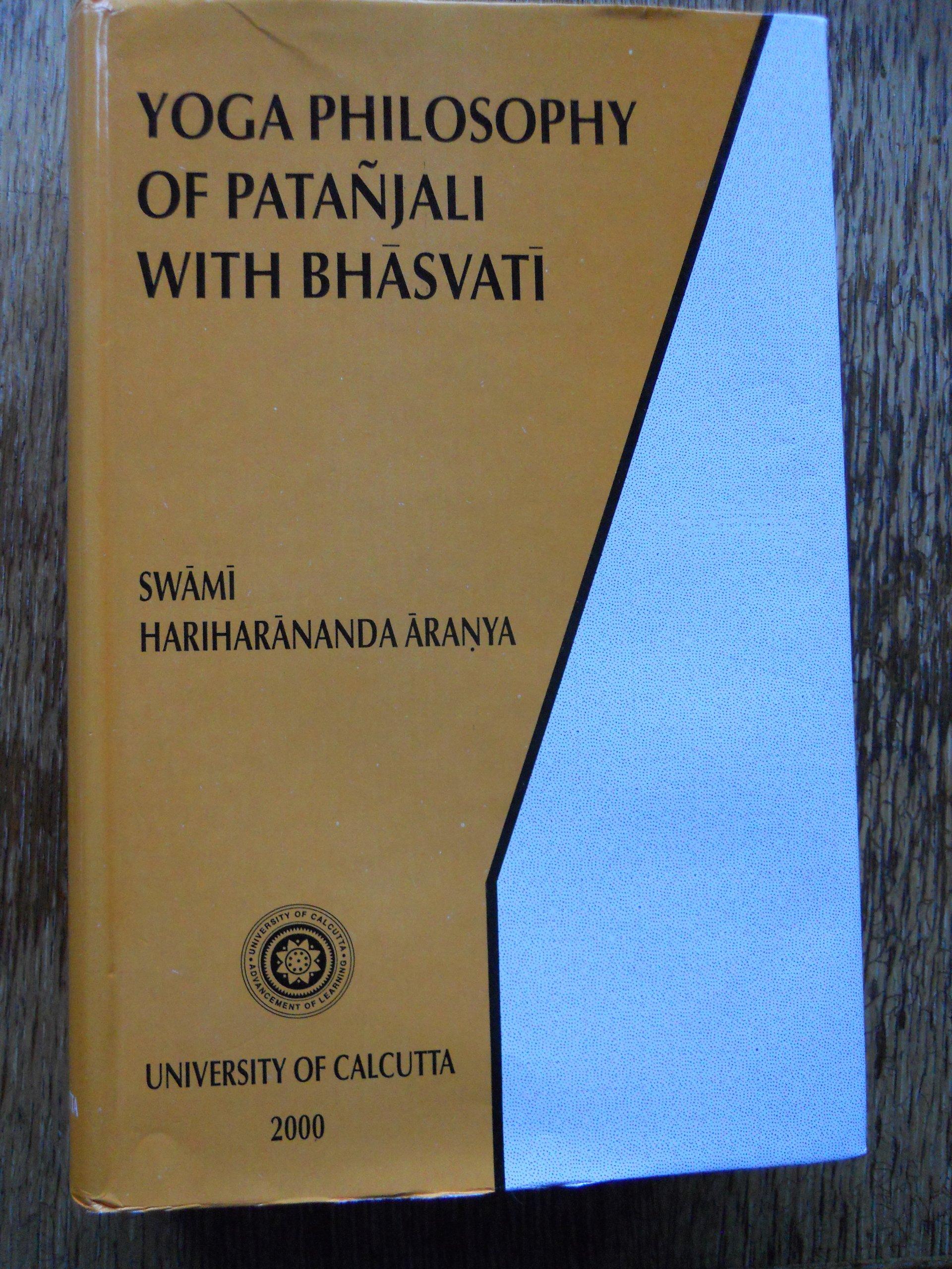 Yoga Philosophy Of Patanjali Aranya H Amazon Com Books