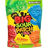 Sour Patch(サワーパッチ), Soft&Chewy ソフト グミキャンディー(ビッグキッズ)