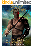Shadow: Book Two in the Galaxy Gladiators Alien Abduction Romance Series
