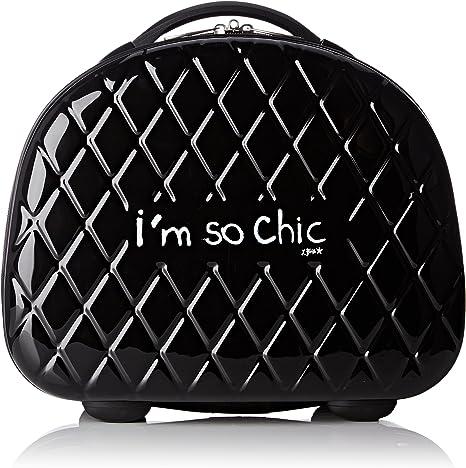 Incidence Paris Vanity Case Rigide I'm So Chic Bagage Cabine