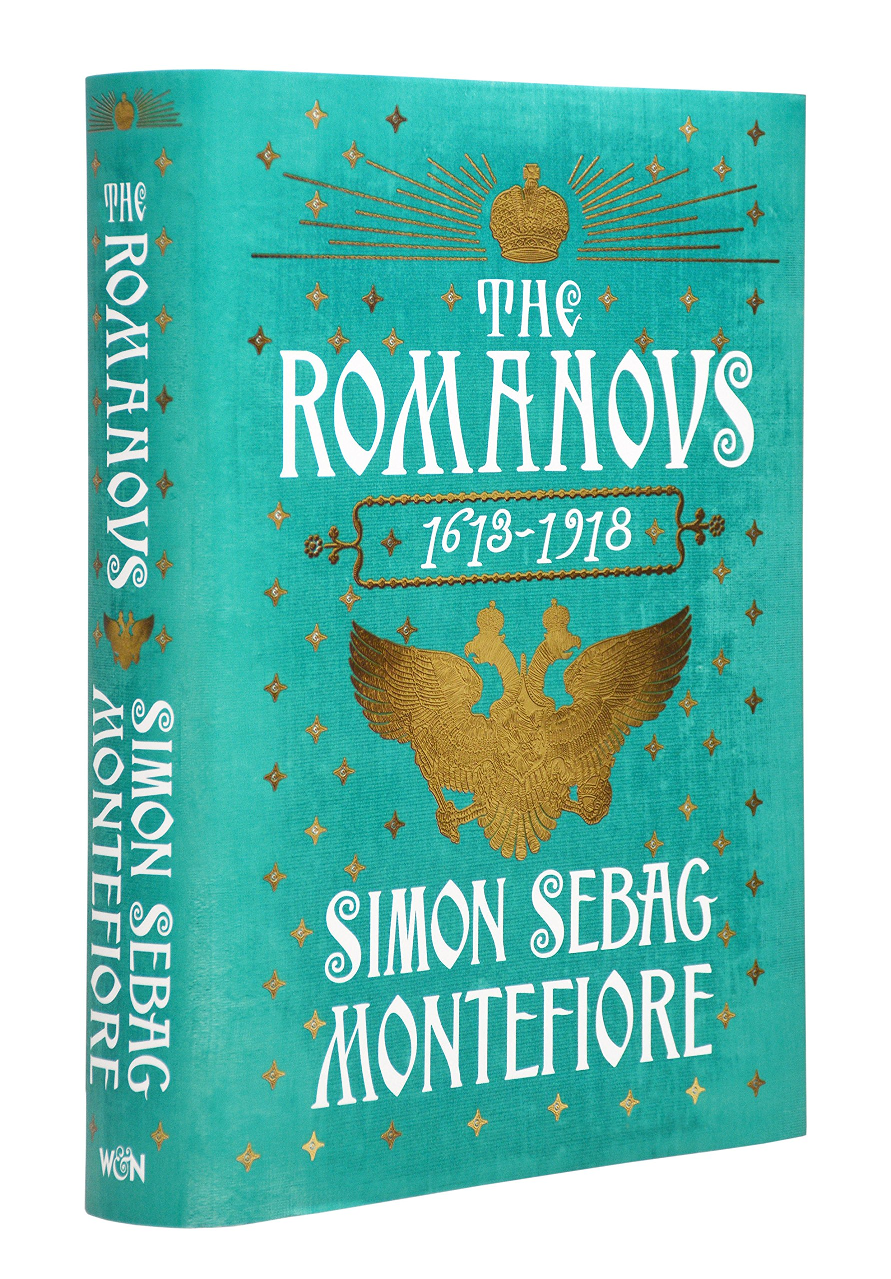 The Romanovs: 16131918: Simon Sebag Montefiore: 9780297852667: Amazon:  Books