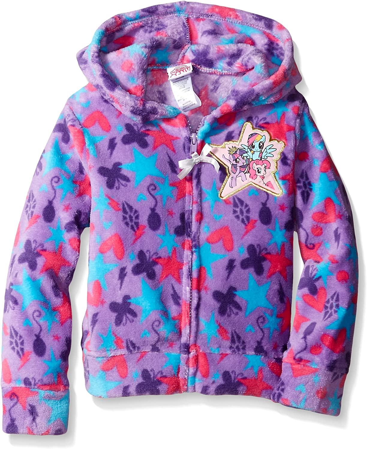 Toddler//Little//Big My Little Pony Girls Pony Costume Hoodie