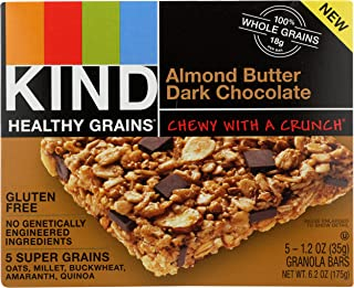 product image for KIND Healthy Grains Almond Butter Dark Chocolate, 6.2 Oz