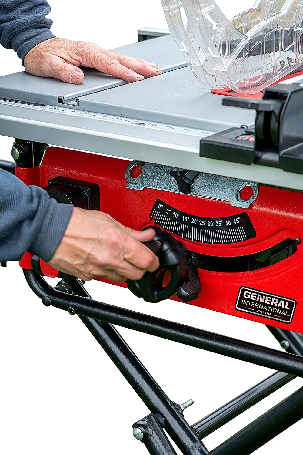 General International TS4004 Table Saws product image 8