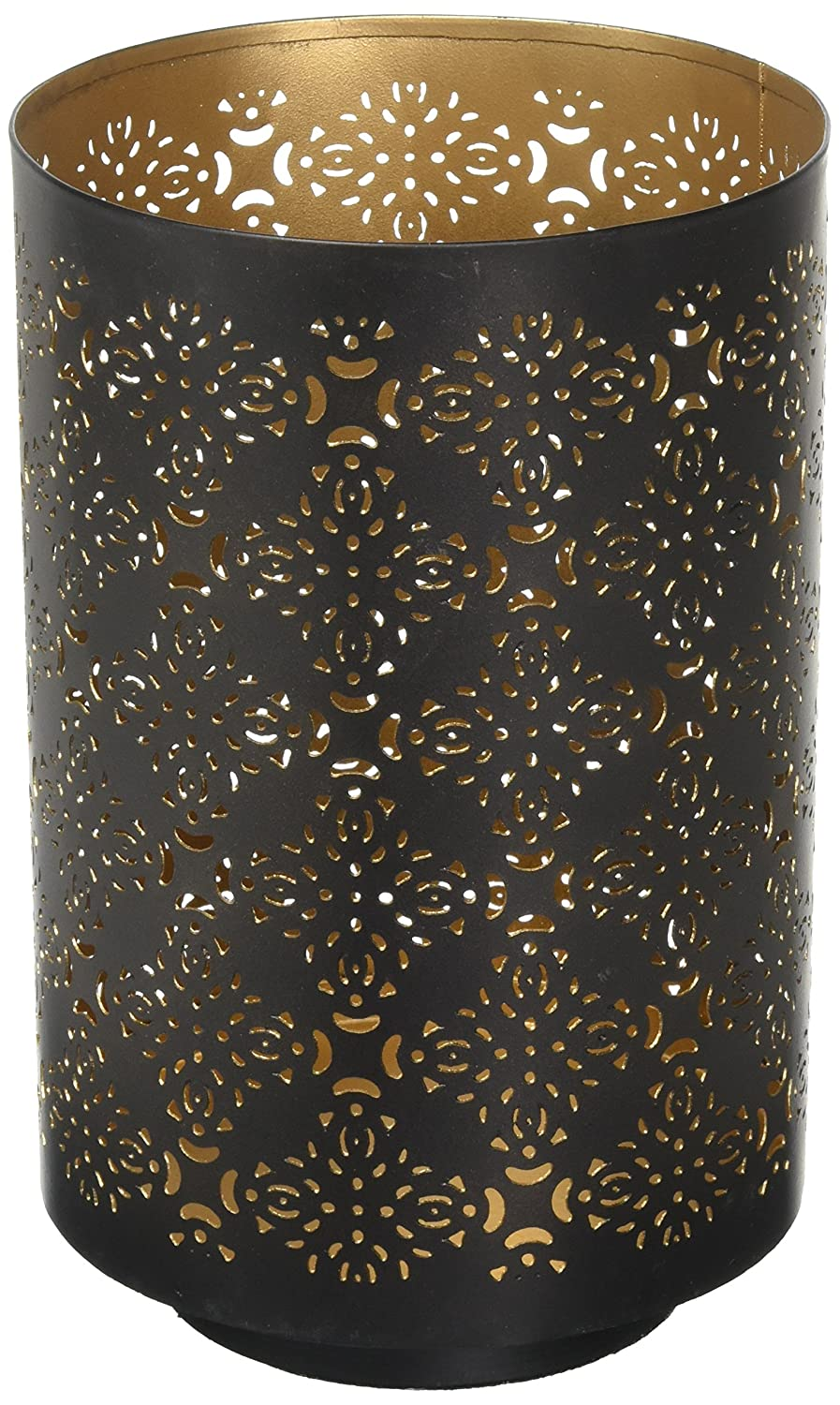 Hosley's 8 High Diamond Cut Candle Holder. Ideal GIFT for weddings, party, spa, reiki, meditation. P9 HG GLOBAL HTM4007817