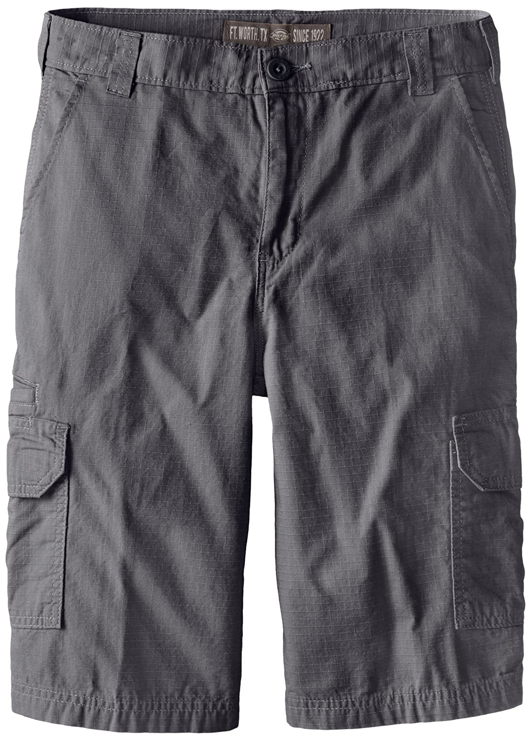 Dickies Boys' Washed Rip Stop Cargo Short KR414