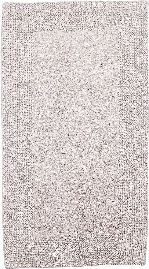 Uno Casa & Design Pura Fibra Alfombra Polka, 100% algodón, Beige, 50 x 90 x 2 cm: Amazon.es: Hogar